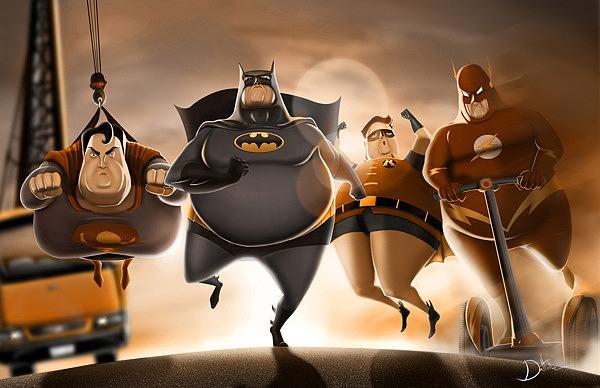 ilustraciones-super-heroes-gordos