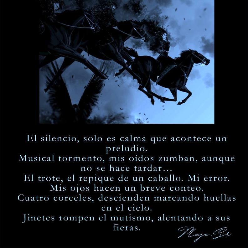 JINETES Y FIERAS- MJ